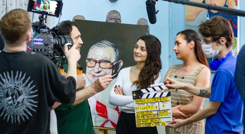 Yönetmen Metin Kuru, yeni filmi 'Pigment'in çekimlerine başladı!