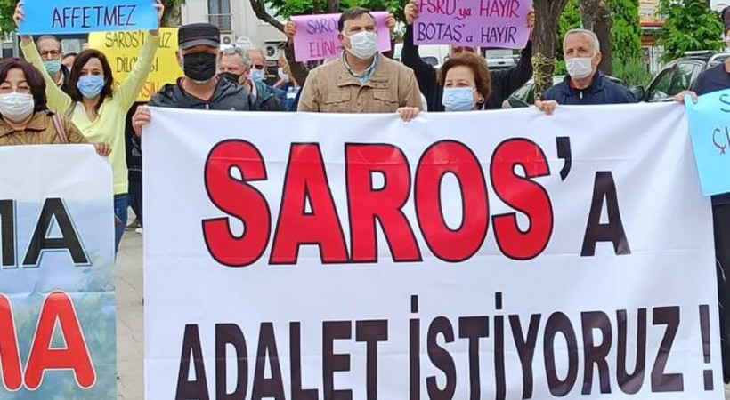 Bilirkişi raporları bir kez daha Saros gönüllülerinin lehine geldi!