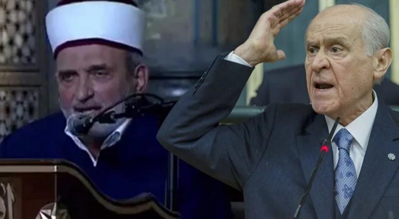 Devlet Bahçeli'den çok sert 'Atatürk' tepkisi: 'Atatürk bizim ve milletimizin kırmızı çizgisidir'