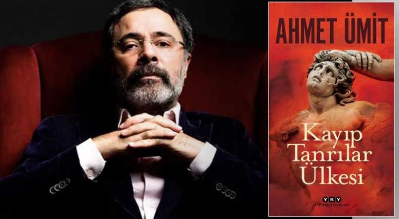 Ahmet Ümit'in yeni romanı 'Kayıp Tanrılar Ülkesi' 15 Haziran'da raflarda! Kitaptan özel bir bölüm sadece MedyaTava'da!