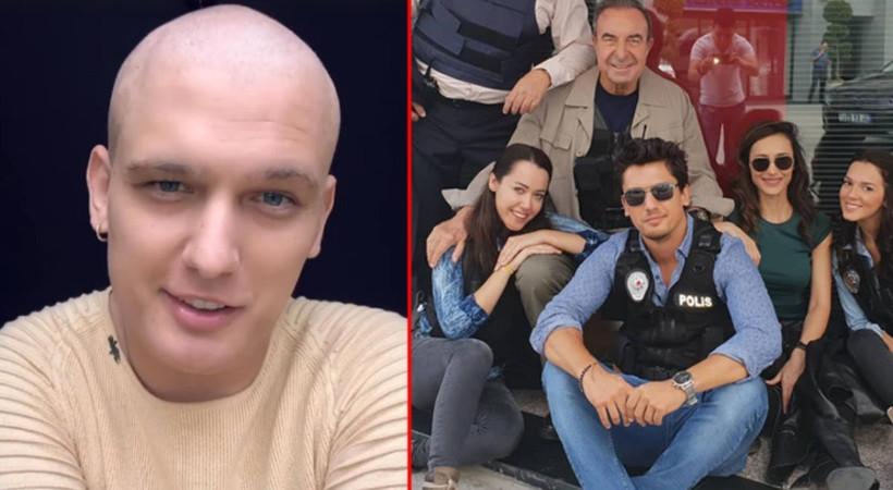 Kansere yakalanan Arka Sokaklar oyuncusu Boğaç Aksoy tedavi sürecini anlattı