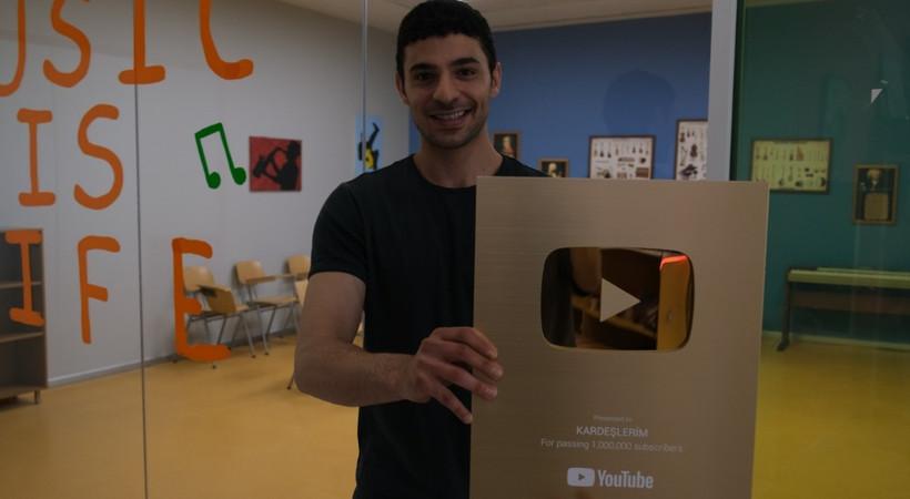 Kardeşlerim dizisinden YouTube başarısı