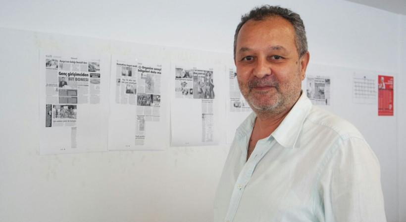 Hürriyet Ege Bölge Yazı İşleri Müdürü Nejat Bekmen hayatını kaybetti!