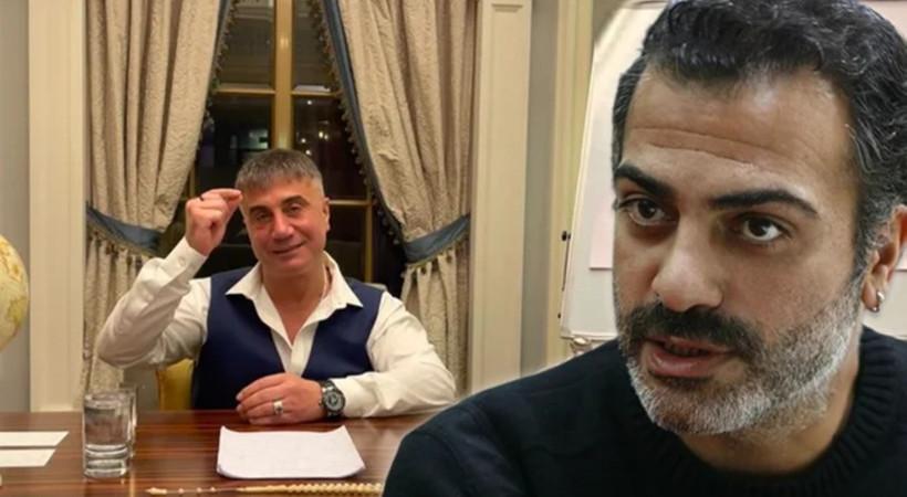 Sermiyan Midyat'tan 'Kanal İstanbul' göndermeli Sedat Peker videosu! 'Yenileceğiz' diyerek paylaştı