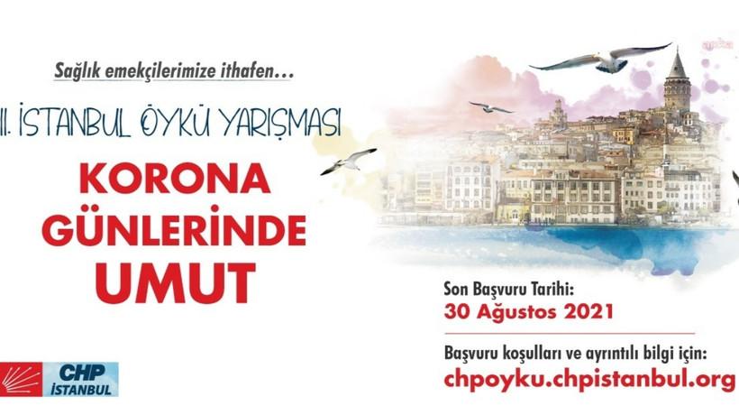CHP İstanbul'dan fotoğraf ve öykü yarışması