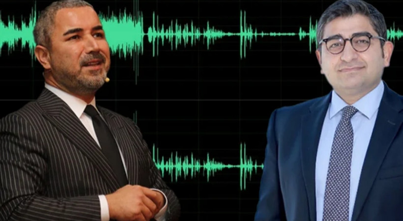 Gündem olan ses kaydıyla ilgili olay iddia! 'Bomba bir isim var…'