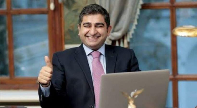 Halk TV'deki canlı yayına bağlanan Sezgin Baran Korkmaz, Veyis Ateş'in 10 milyon euroyu istediğini söyledi
