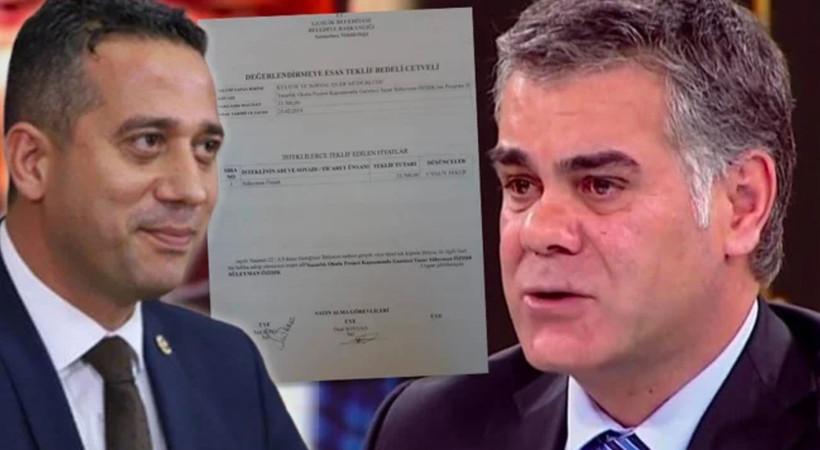 Ali Mahir Başarır, Süleyman Özışık'ın reddettiği ödeme belgelerini paylaştı! 'Umarım bu belgeleri görünce yüzü kızarır'