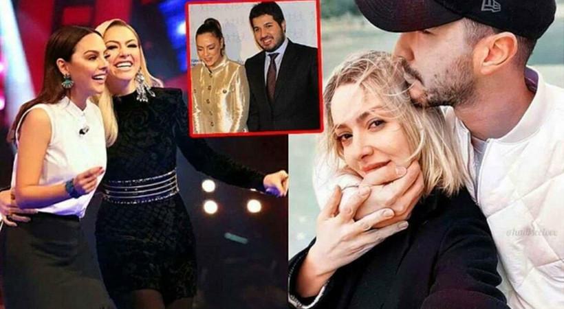 Ünlü oyuncudan o iddiaya yanıt! Hadise ile Kaan Yıldırım'ın ayrılığında Ebru Gündeş'in parmağı mı var?