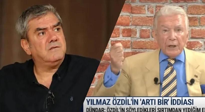 Gazeteci Uğur Dündar buakşam TELE 1 canlı yayınında, Yılmaz Özdil ile yaşadığı tartışmayla ilgili konuştu.