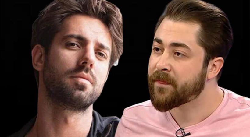 Semih Öztürk'ten Serkay Tütüncü'ye çok sert sözler: 'İki dizide oynadın adam mı oldun?'