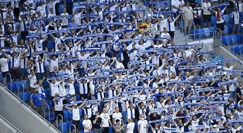 Yaklaşık 100 Finlandiyalı futbolsever Rusya'dan ülkelerine Delta varyantı taşıdı