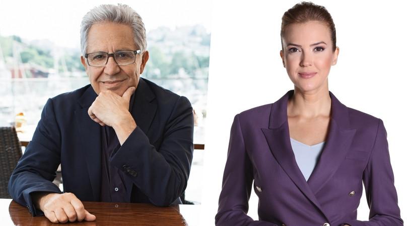 Zülfü Livaneli, Simge Fıstıkoğlu ile 'Anlamlı Sorular'da!