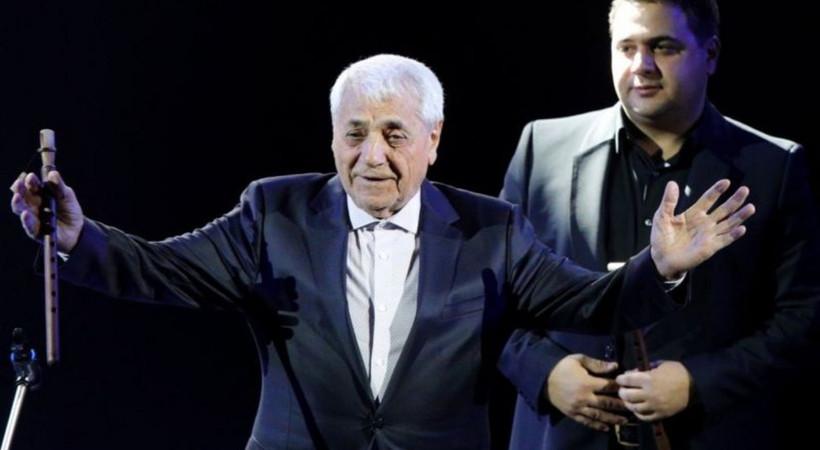 Dünyaca ünlü Ermeni duduk sanatçısı Civan Gasparyan hayatını kaybetti!