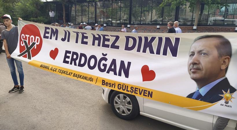 AKP'li eski vekilden, Erdoğan'ın Diyarbakır'da okuduğu şiirle ilgili ilginç iddia