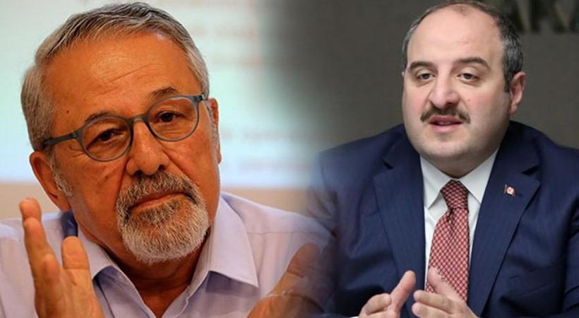 Prof. Dr. Naci Görür ve Bakan Varank arasında 'uçan araba' tartışması