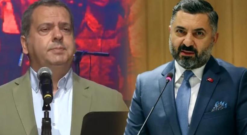 RTÜK Başkanı Şahin'den 'Cemo' açıklaması! 'Yargılanması devam eden bir şarkının…'