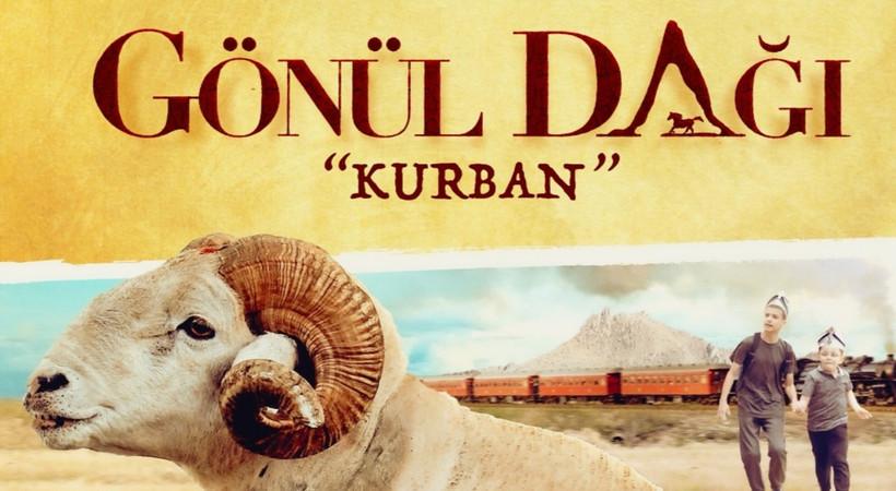 TRT 1 izleyicilerine bayram sürprizi: Gönül Dağı 'Kurban'