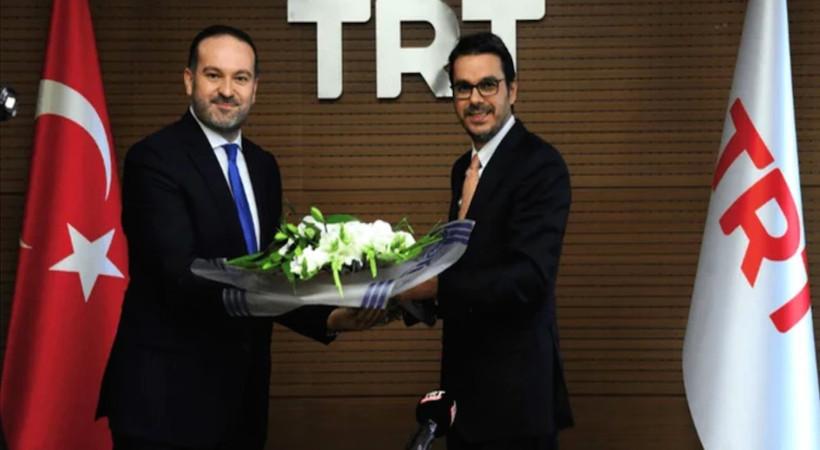 TRT'de İbrahim Eren görevini görevini Prof. Dr. Ahmet Albayrak' ve Prof. Dr. Mehmet Zahid Sobacı'ya devretti...