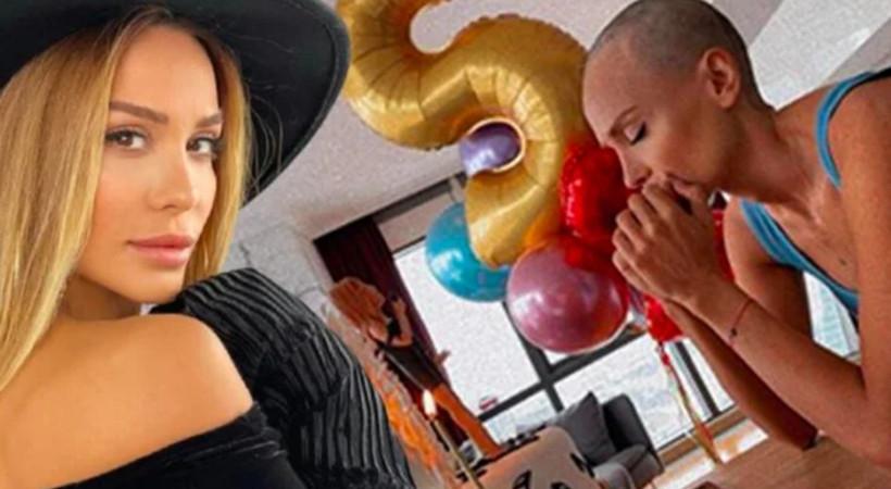 Kanserle mücadele eden ünlü şarkıcıdan üzen haber