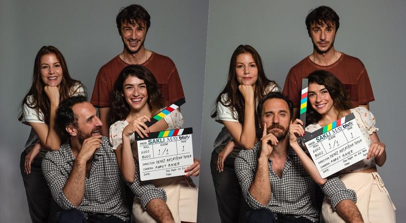 BluTV'nin, Altın Küre ödüllü 'The Affair' dizisinin adaptasyonu 'Saklı' sete çıktı!