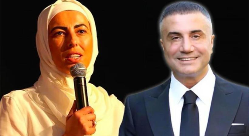 """15 Temmuz'un bilinmeyenlerini ortaya çıkarmak için """"Lokasyon at yeter ben gelirim"""" diyen Nihal Olçok'a, Sedat Peker'den yanıt geldi..."""