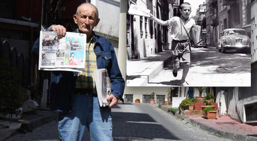 1958 yılında Küçükayasofya'da dağıttığı gazetelerle ünlenen Hayreddin Baş, 72 yaşında hayatını kaybetti..