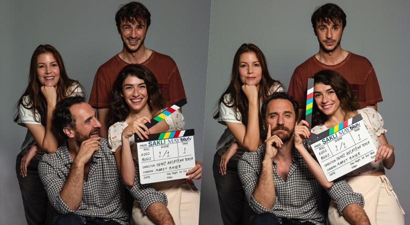 BluTV'nin yeni dizisi Saklı'da flaş değişiklik! Sete çıkmadan projeden ayrıldı