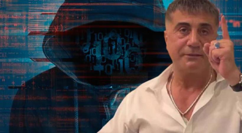 Uluslararası hacker grubu Anonymous, organize suç örgütü lideri Sedat Peker'e yanıt verdi.