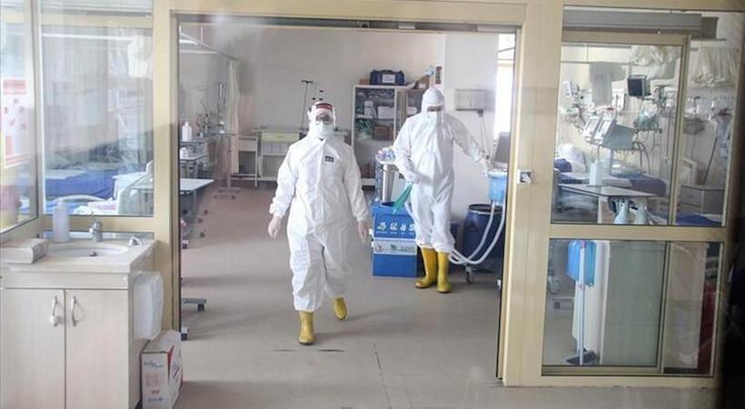 Son dakika... Türkiye'de Koronavirüs'ten son 24 saatte 59 kişi daha hayatını kaybetti, 8 bin 151 yeni vaka tespit edildi...