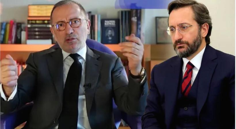 Cumhurbaşkanı'nın 'gözlerinin kapandığı' bayram videosunun neden servis edildiğini soran Fatih Altaylı, kınandı...