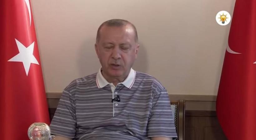 Fatih Altaylı'nın Cumhurbaşkanı Erdoğan'ın 'gözlerinin kapandığı' bayram videosu yazısı Habertürk'le Külliye arasında gerilimi artırdı...