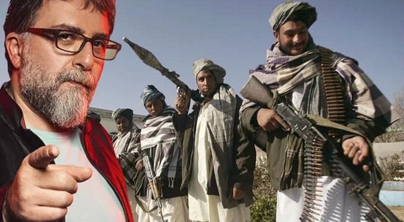 Ahmet Hakan'dan dikkat çeken 'Taliban' çıkışı! 'Uçsuz bucaksız gökyüzü kadar fark var'