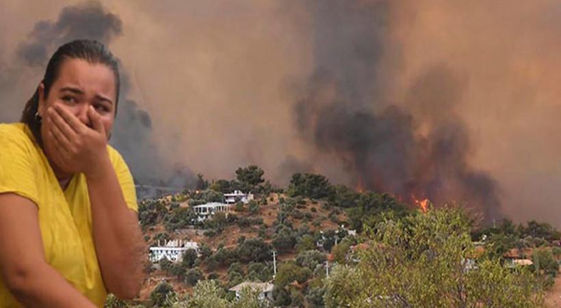 Son dakika: Sabaha karşı yangının kontrol altına alındığı Bodrum'dan gelen haberler yine kötü...