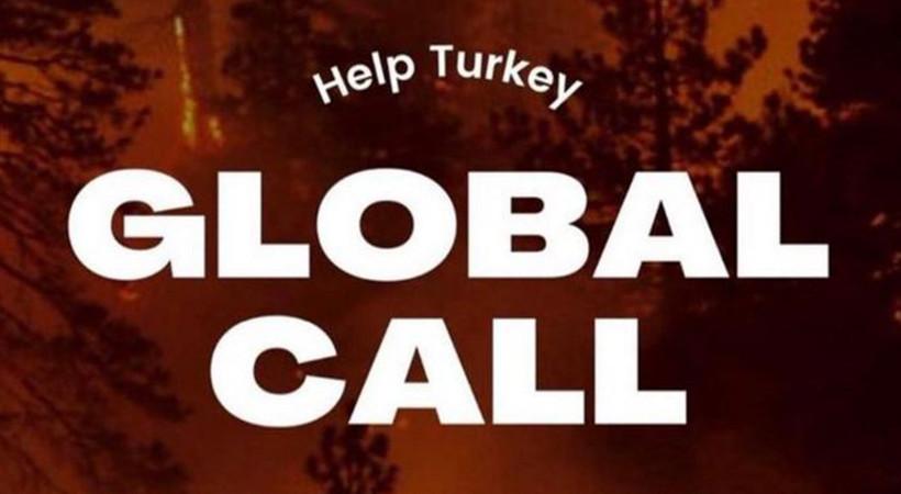 'Help Turkey' paylaşımlarıyla ilgili soruşturma!