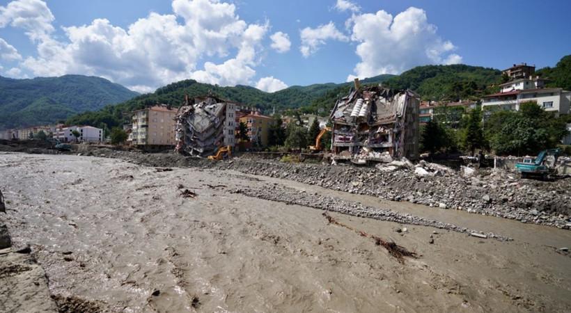 Sel felaketinden peş peşe acı haberler... Vefat sayısı artmaya devam ediyor!