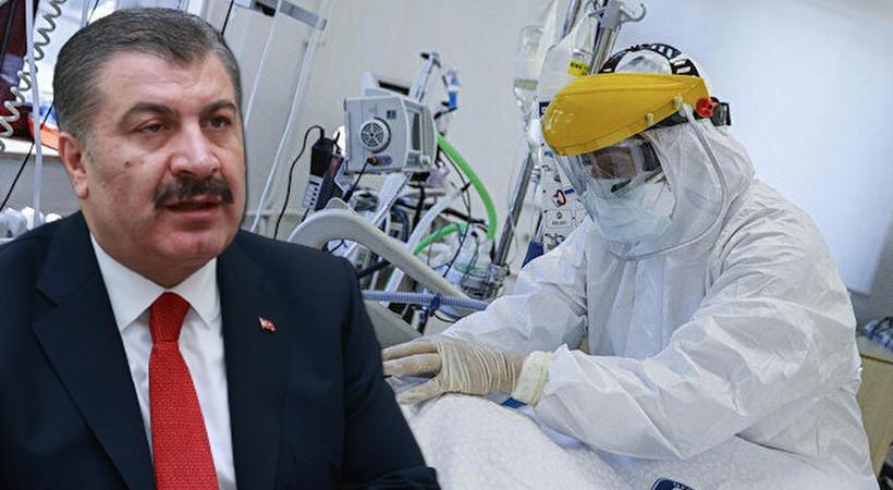 Sağlık Bakanlığı Türkiye'nin 3 Eylül 2021 koronavirüs tablosunu açıkladı