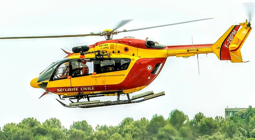 5 mürettebatı bulunan helikopter düştü: Ölü ve yaralılar var
