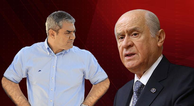 Sözcü yazarı Yılmaz Özdil'den, MHP lideri Devlet Bahçeli'ye teşekkür