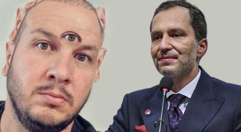 Şahan Gökbakar, Fatih Erbakan'ı fena 'ti'ye aldı