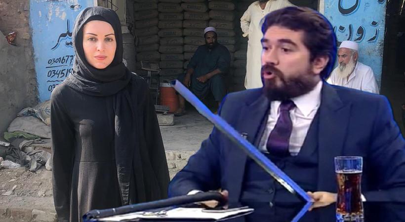 Rasim Ozan Kütahyalı, 'son dakika' diye duyurdu, 'Nagehan Alçı Afganistan'da dedi! Nagehan Alçı başka yerden çıktı!