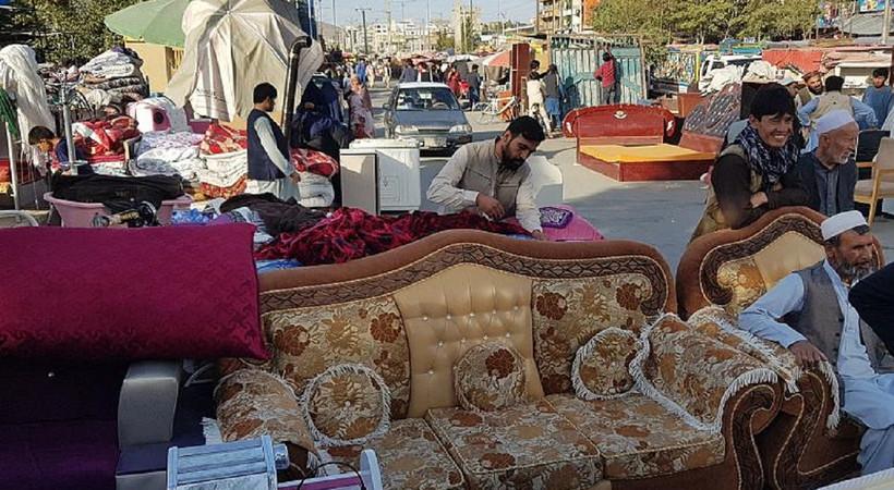 Afganistan'da ekonomik kriz derinleşiyor