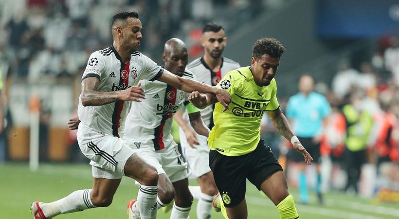Beşiktaş Şampiyonlar Ligi'ne yenilgiyle başladı