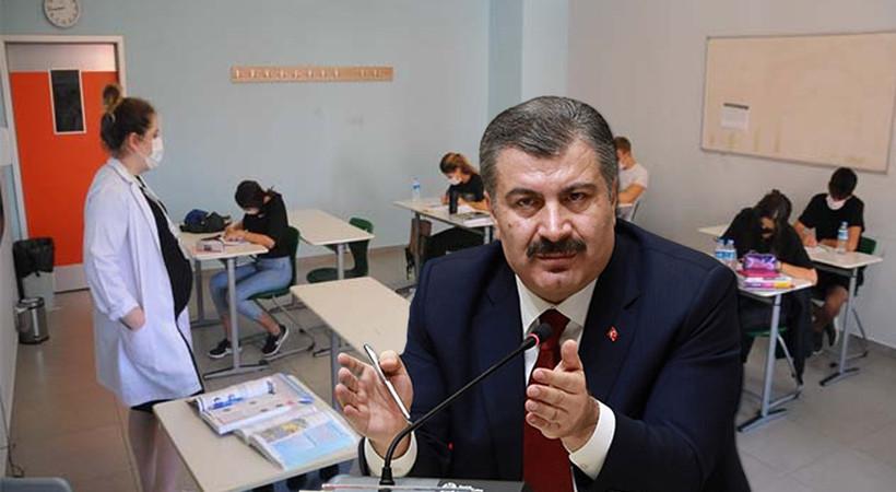 Sağlık Bakanı Koca, Koronavirüs Bilim Kurulu toplantısının ardından açıklamalarda bulundu
