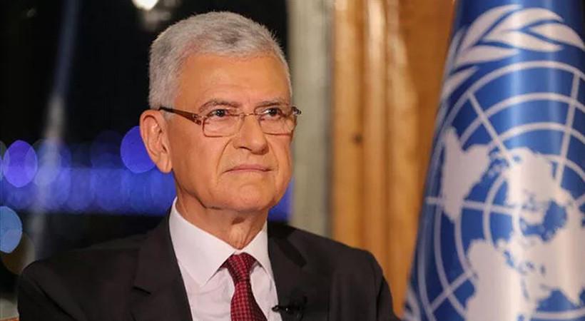 Dışişleri Bakanlığı'ndan Volkan Bozkır açıklaması: Birleşmiş Milletler 75. Genel Kurul Başkanlığı görevi sona erdi