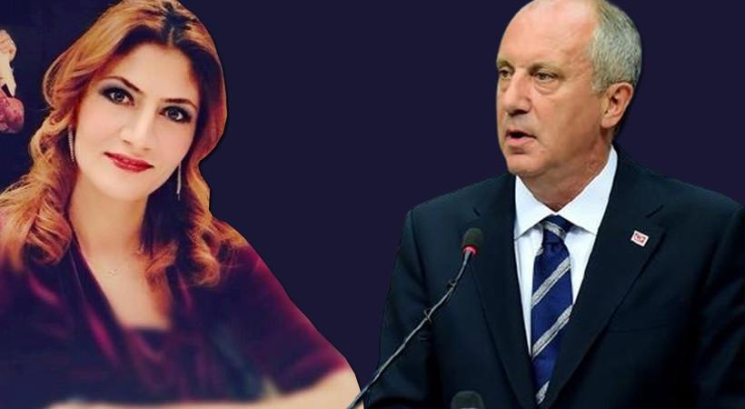 Muharrem İnce'nin Memleket Partisi'nden istifa eden Evren Alankuş'tan zehir zemberek açıklama...