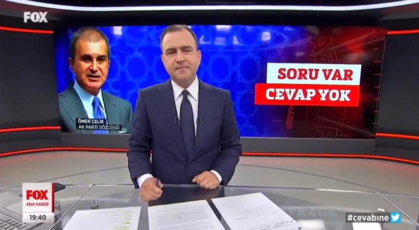 Selçuk Tepeli, FOX Ana Haber bülteninde AK Parti Sözcüsü Ömer Çelik'e yanıt verdi: Galiba unutuyor, atlıyor