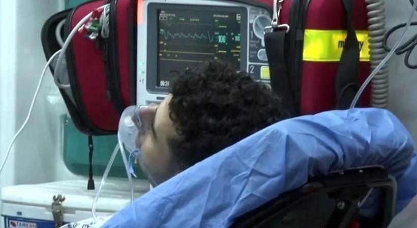 Havuz temizliği için kullanılan klor gazı borularında sızıntı... 5 kişi hastanelik oldu!