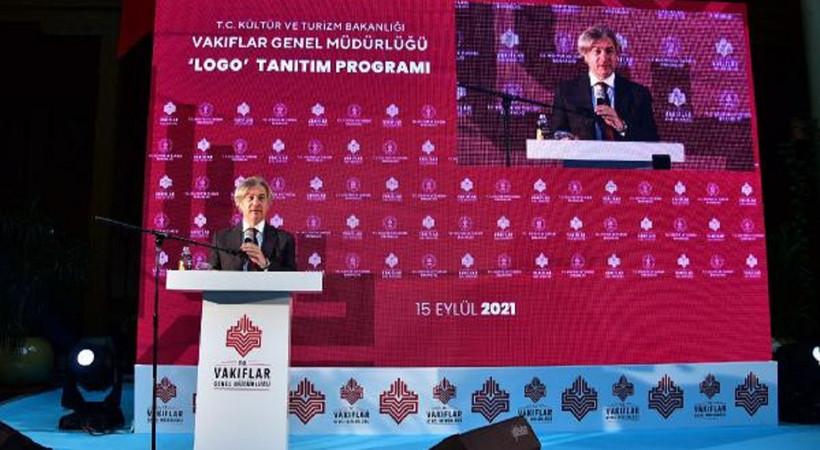 Vakıflar Genel Müdürlüğü yeni logosunu tanıttı