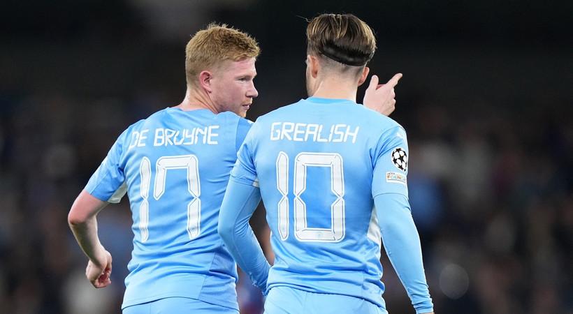 Manchester City 6-3 Leipzig MAÇ ÖZETİ